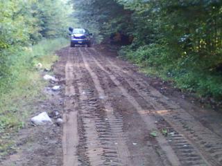 Rock Dam Road Repair