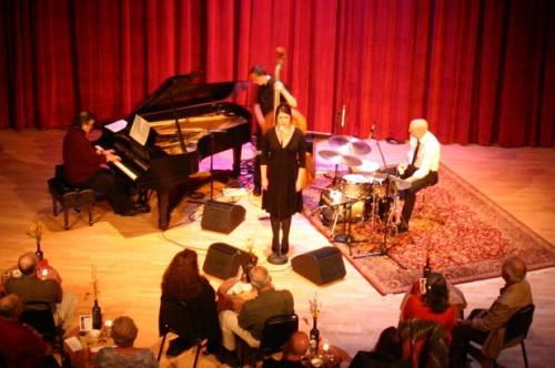 Jane Monheit and Montalbano Trio