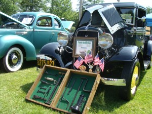 Old Forge Car Show 067