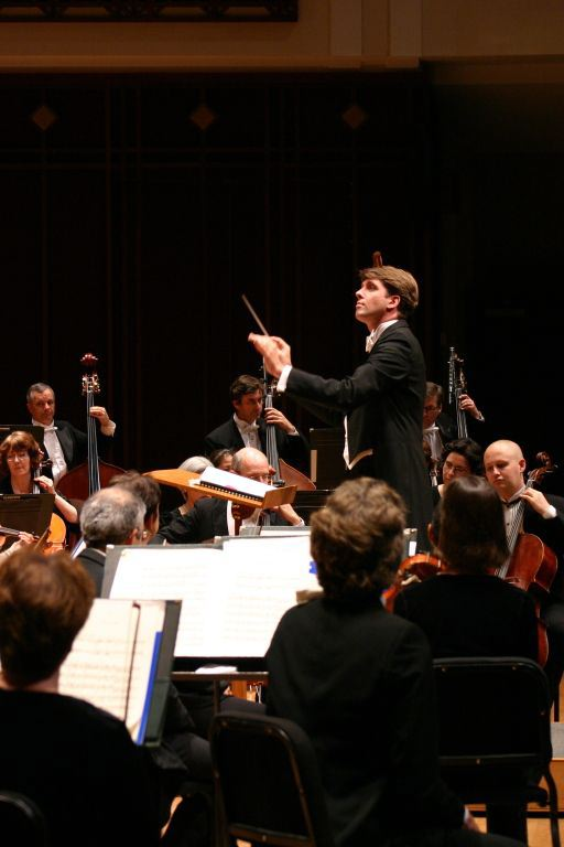 Maestro michael Butterman, Conductor of the Rochester Philharmonic Orchestra
