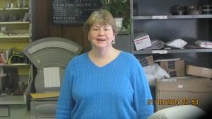 Postmaster Cindy Hansen