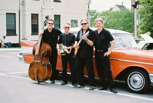 The Monk Rowe Quartet