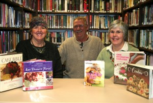 Top Tasters...Judges Trish Sehring, Mike Greene and Kathy Riehle. Courtesy photo