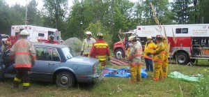 Otter Lake Fire Drills
