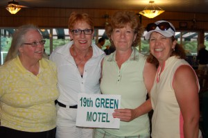 Linda Folsom, Linda Valette, Nancy Venetz, and Diane Kull
