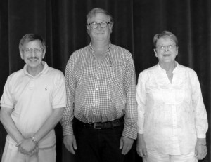 Officers were elected and new directors were named to the VIEW board at the art center's annual meeting held Monday, August 24th. Chris Gaige will serve as president; Tom Down, vice president; Mary Murphy, secretary and Dave Vogel, treasurer. First term members who will serve for three years are Fritz Messere, Mary DuRoss and Robert Bischoff.  Charles Porter was nominated to complete an open term. Fritz Messere recently retired as founding dean of the School of Communication, Media and the Arts at SUNY Oswego.  He has taught at Oswego, Ithaca College, and Cornell University.  He is currently secretary of Symphonia, the successor to the Syracuse Symphony Orchestra, and serves on the board of CNY Arts. Mary DuRoss is retired as Marketing Director for the United Way of the Greater Utica Area.  Prior to that, she was Manager of Safety, Records ad Training in Asbestos Removal for Oneida Asbestos Removal Company of Utica. She has served on a number of boards, including House of Good Shepherd in New Hartford and Hospice, as well as a volunteer for the Mentor Mom's Program of United Cerebral Palsy of Utica and Senior Program for Shut-ins of Waterville, among others. Robert Bischoff is General Manager of Trenton Technology, Inc., a computer systems manufacturer in Utica where he has been employed for 16 years.  Previously he was an underwriter for The Hartford Insurance Group in Connecticut.  He resides in Utica with his wife, Janet Silver, and enjoys spending time at his camp in Old Forge. Charles Porter currently serves on the board of directors of Giant Eagle, Inc.  Recently retired from Giant Eagle, he was senior director of entertainment, and prior to that, director of merchandising information responsible for pricing.  He chairs the Audit Committee of the Jewish Federation of Greater Pittsburgh and serves on the board and Finance Committee of the Jewish Association on Aging.