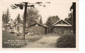 Hemmer Cottages. Photo courtesy of the Goodsell Museum