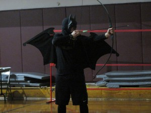Cory Yager as Batman